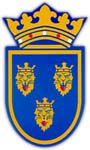 Grb Dalmacije (The Coat-of-Arms of Dalmatia)